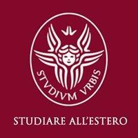 Sapienza - Studiare all'estero