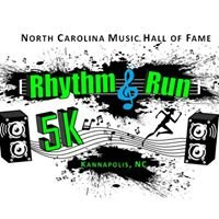 Rhythm & Run 5K - North Carolina Music Hall of Fame