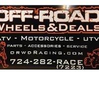 Off-Road Wheels & Deals
