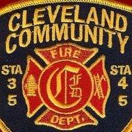 Cleveland Community Volunteer Fire Department