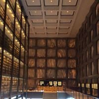 Beinecke Library, Yale University