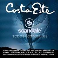 Scandale - Carpas Costa Este