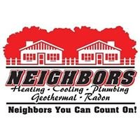 Neighbors Heating Cooling Plumbing Geothermal and Radon