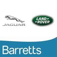 Barretts Jaguar Land Rover