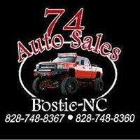 74 Auto Sales