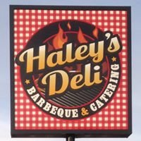 Haley's Deli BBQ & Catering