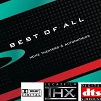 Best of All Home Theaters & Automation