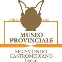Museo Provinciale Sigismondo Castromediano - Lecce