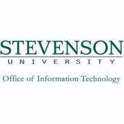 Stevenson University Office of Information Technology