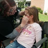 Face Painting By Kristina
