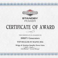 Dirfy Generators