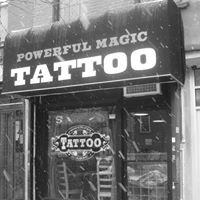 Powerful Magic Tattoo