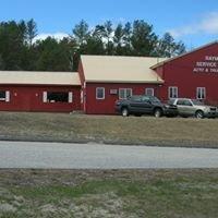 Raymond Service Center
