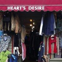Heart's Desire - Saco