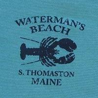 Waterman's Beach Lobster