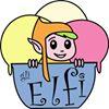 Gli Elfi gelateria - Elfo itinerante