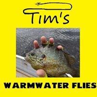 Tim's Warm Water Flies