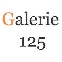GALERIE 125 - Galerie d'Art