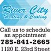 Homer's River City Heating and Cooling Inc.