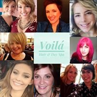 voila hair and day spa