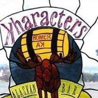Kharacters Alaskan Bar