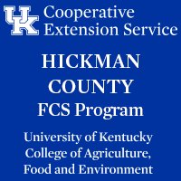 Hickman County Cooperative Extension Family & Consumer Sciences