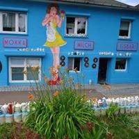 Mokka-Milch-Eisbar in Teutschenthal