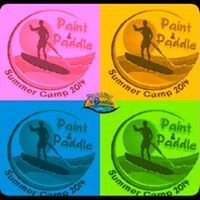 Paint & Paddle Camp