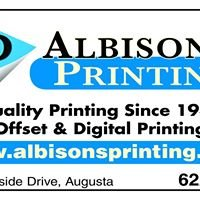 Albison's Printing