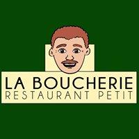 La Boucherie Restaurant Petit