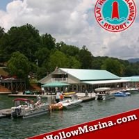 Flat Hollow Marina and Resort