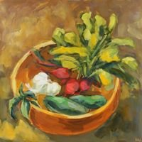 Adria Moynihan Rusk Artist