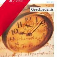Geschiedenis Rijksuniversiteit Groningen