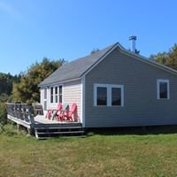 Shore Rest Cottage Rental, Brooksville Maine