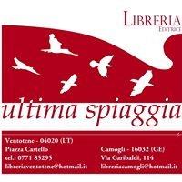 Libreria Ultima Spiaggia Camogli