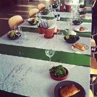 Dinner at Lev