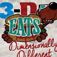 3-D Eats & Tea Food Truck
