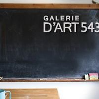 Galerie d'art 543