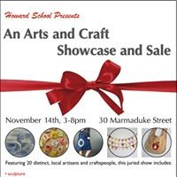 Howard Arts and Craft Showcase and Sale  -  Nov 14th '13
