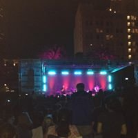 Dowtown Pershing Square Concerts