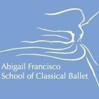 Abigail Francisco School of Classical Ballet