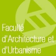 Faculté architecture + Urbanisme - UMons