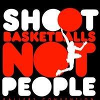 Shoot Basketballs NOT People