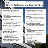 Büro für Praktikum und Berufseinstieg - Sowi Göttingen