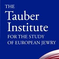 The Tauber Institute for the Study of European Jewry