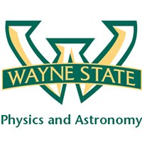 Department of Physics and Astronomy, Wayne State University