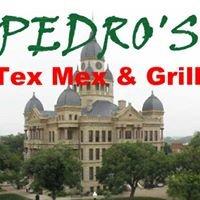Pedro's Tex-Mex & Grill - Denton