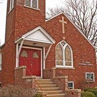 St. Johns Lutheran Church, Dorchester, IL