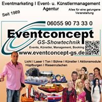 Eventconcept GS-Showtechnik