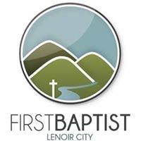 First Baptist Church of Lenoir City